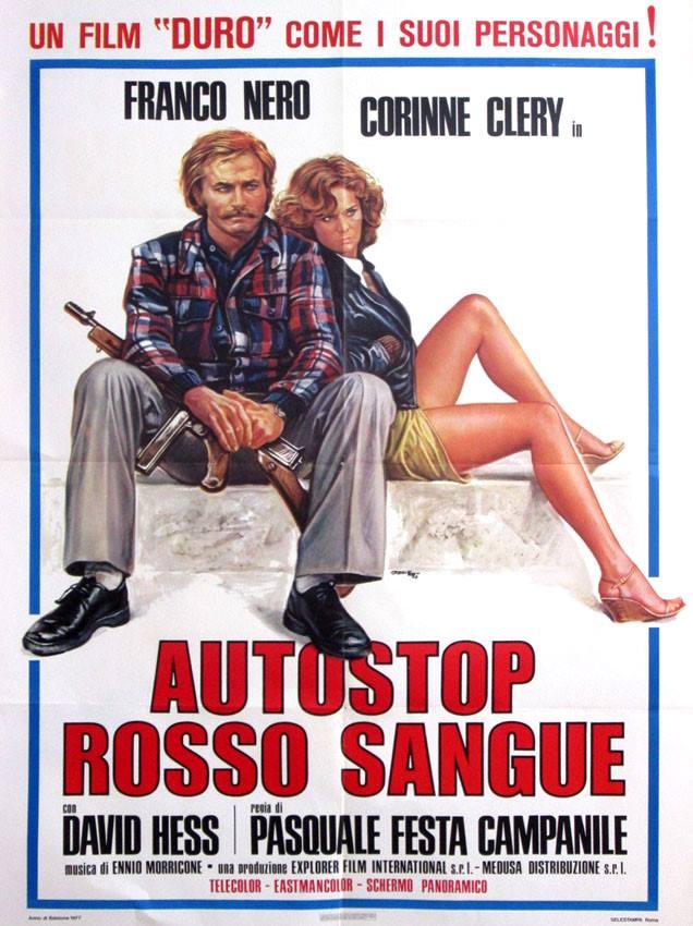 Rape and Revenge (3): Autostop rosso sangue