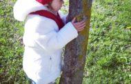 Età dell'innocenza: a te che abbracci gli alberi