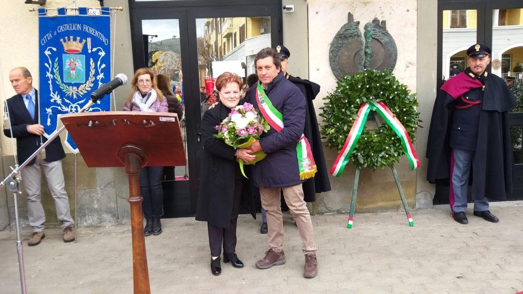 Cerimonia in ricordo del Sovrintendente Capo di Polizia Emanuele Petri
