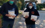 Due associazioni donano mascherine all'Ospedale di Fratta