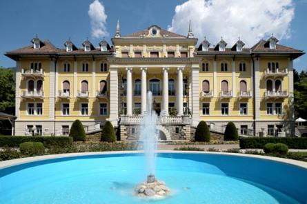 Grand Hotel Imperial di Levico Terme ideale per le coppie