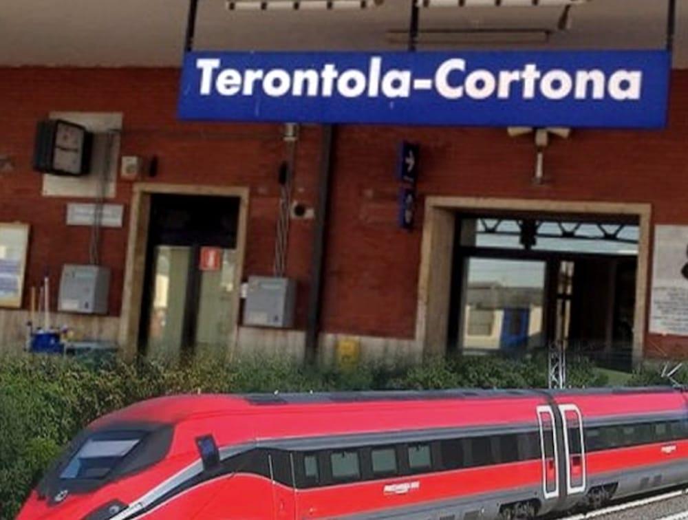 Frecciarossa a Terontola, l'Umbria dà l'ok