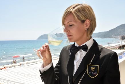 Al Diana Grand Hotel di Alassio un Mare di Champagne