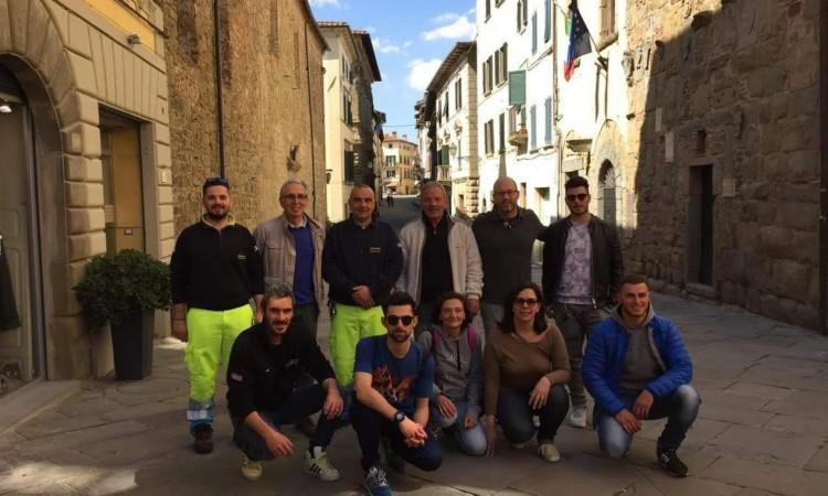 La Misericordia di Monte San Savino e Civitella sempre in prima linea