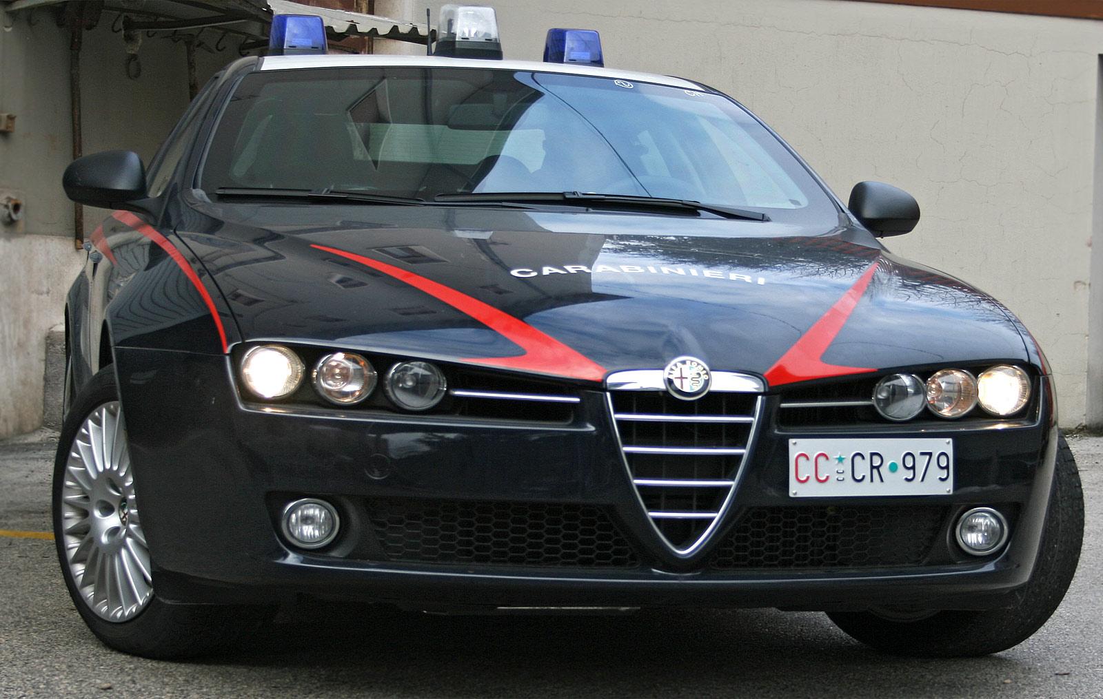L'IIS Signorelli ringrazia i Carabinieri di Cortona