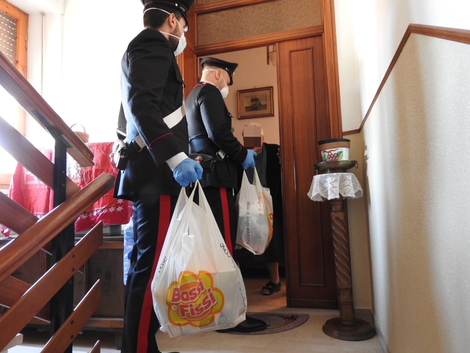 Carabinieri per la gente: continuano le attività a sostegno di chi è in difficoltà
