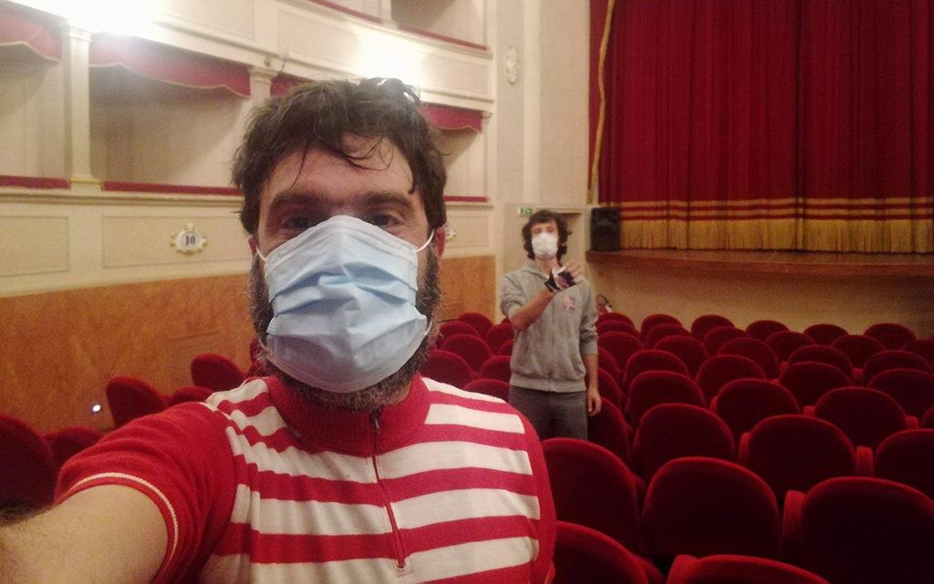 Sipario alzato sul Teatro Verdi di Monte San Savino