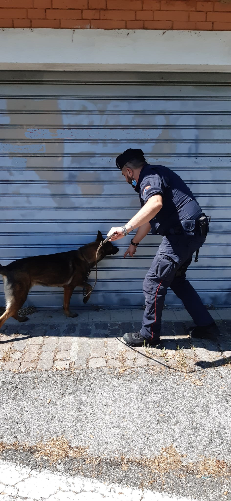 Camucia, Carabinieri arrestano spacciatore