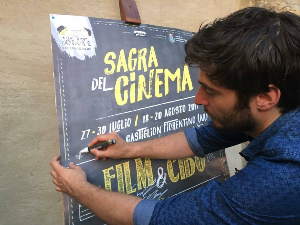Cinema all'aperto, convivialità in sicurezza: la Sagra del Cinema è a disposizione dei Comuni