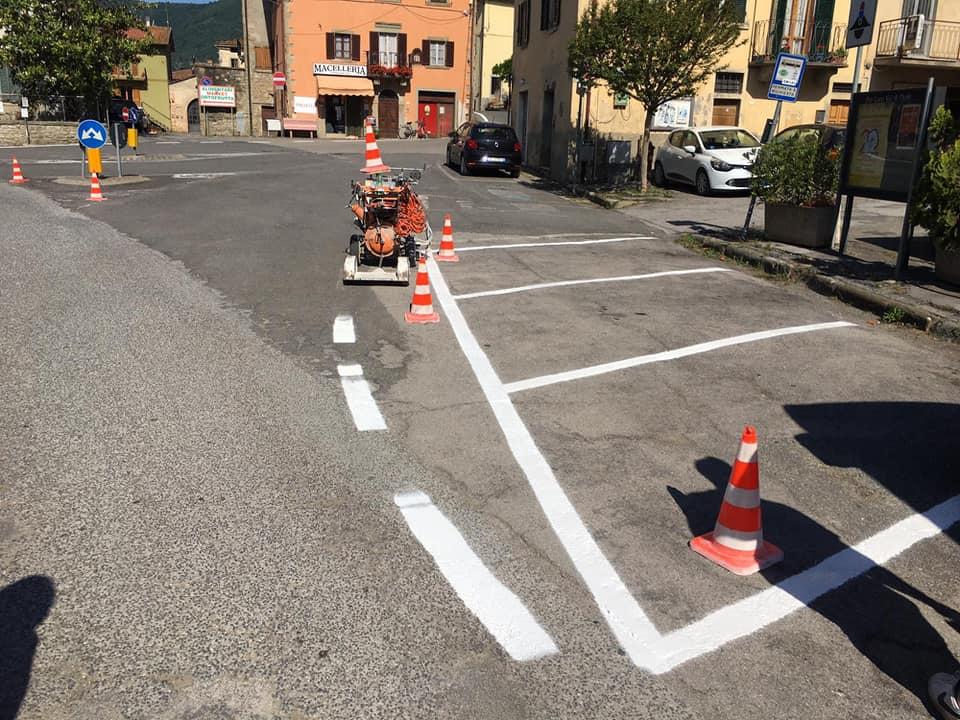 Lavori pubblici a Cortona: interventi sulle strade e riqualificazione della pineta di Sant'Egidio