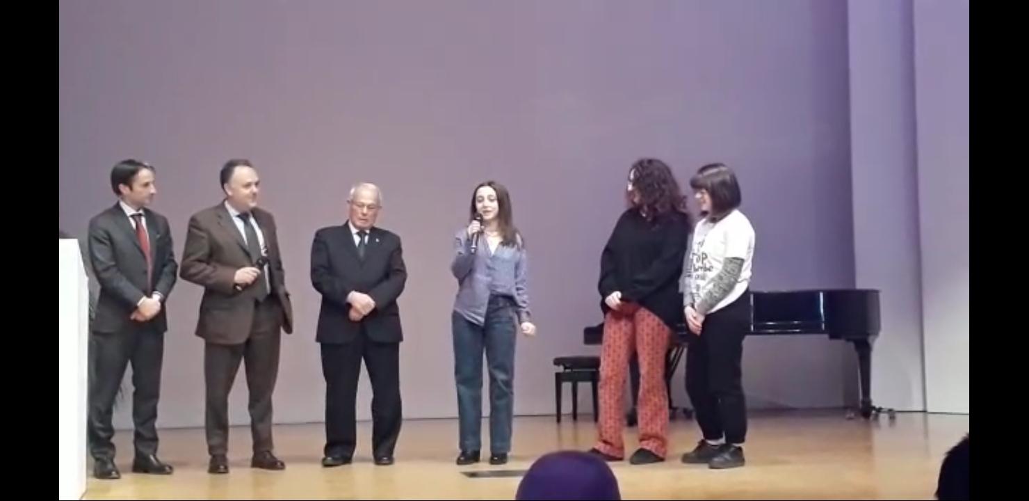 Studentessa cortonese vince concorso nazionale