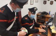 Arrestato spacciatore. I Carabinieri scoprono droga e 50mila euro in contanti