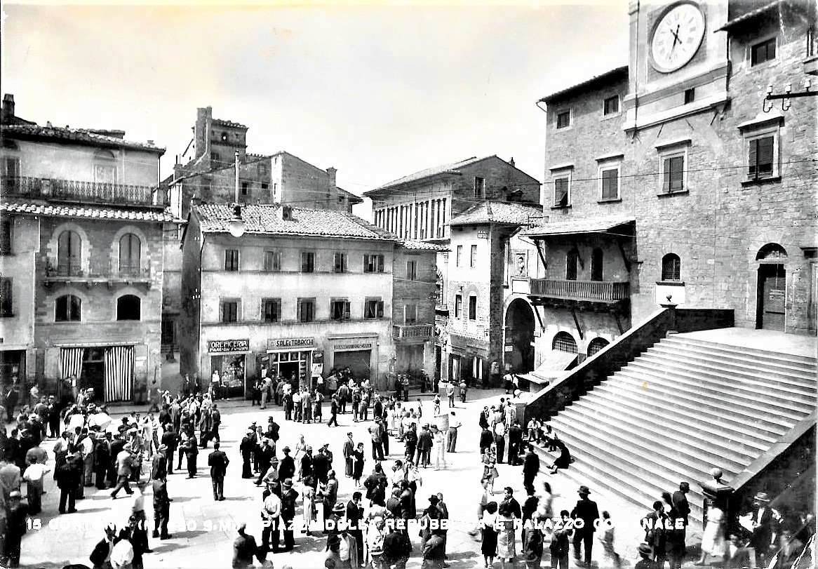 Quando a Cortona abitavamo quasi in 6mila...