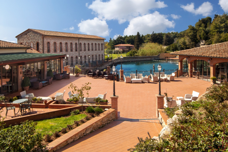 Riapre con novità il Calidario Terme Etrusche Resort & Spa