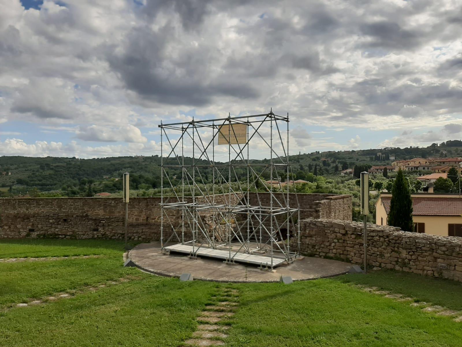 Monte San Savino: estate col Cinema all'aperto