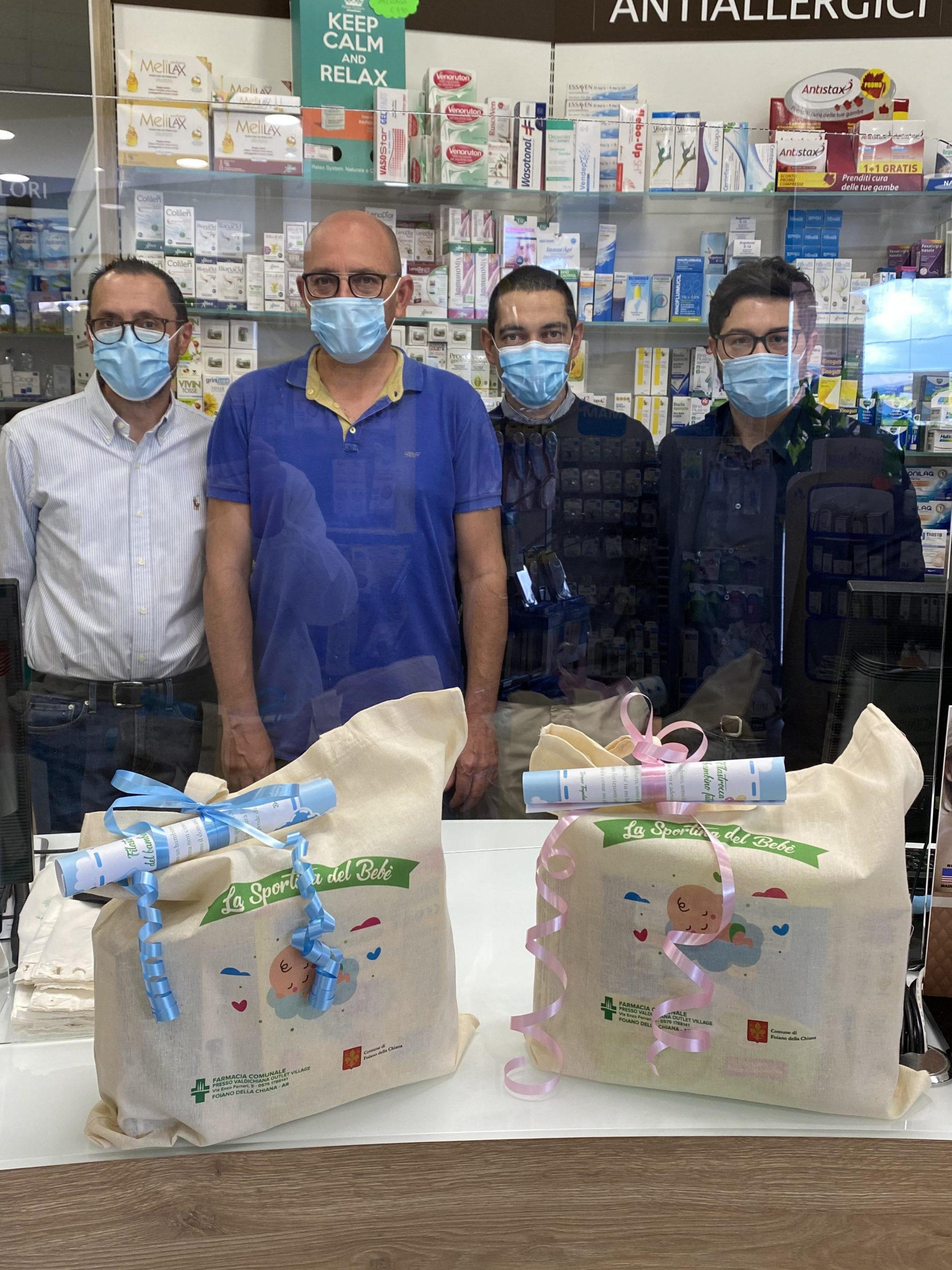 """Per i nuovi nati a Foiano in arrivo la """"Sportina del Bebè"""""""