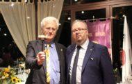 Maurizio Menchetti nuovo Presidente del Lions Club Cortona Valdichiana Host