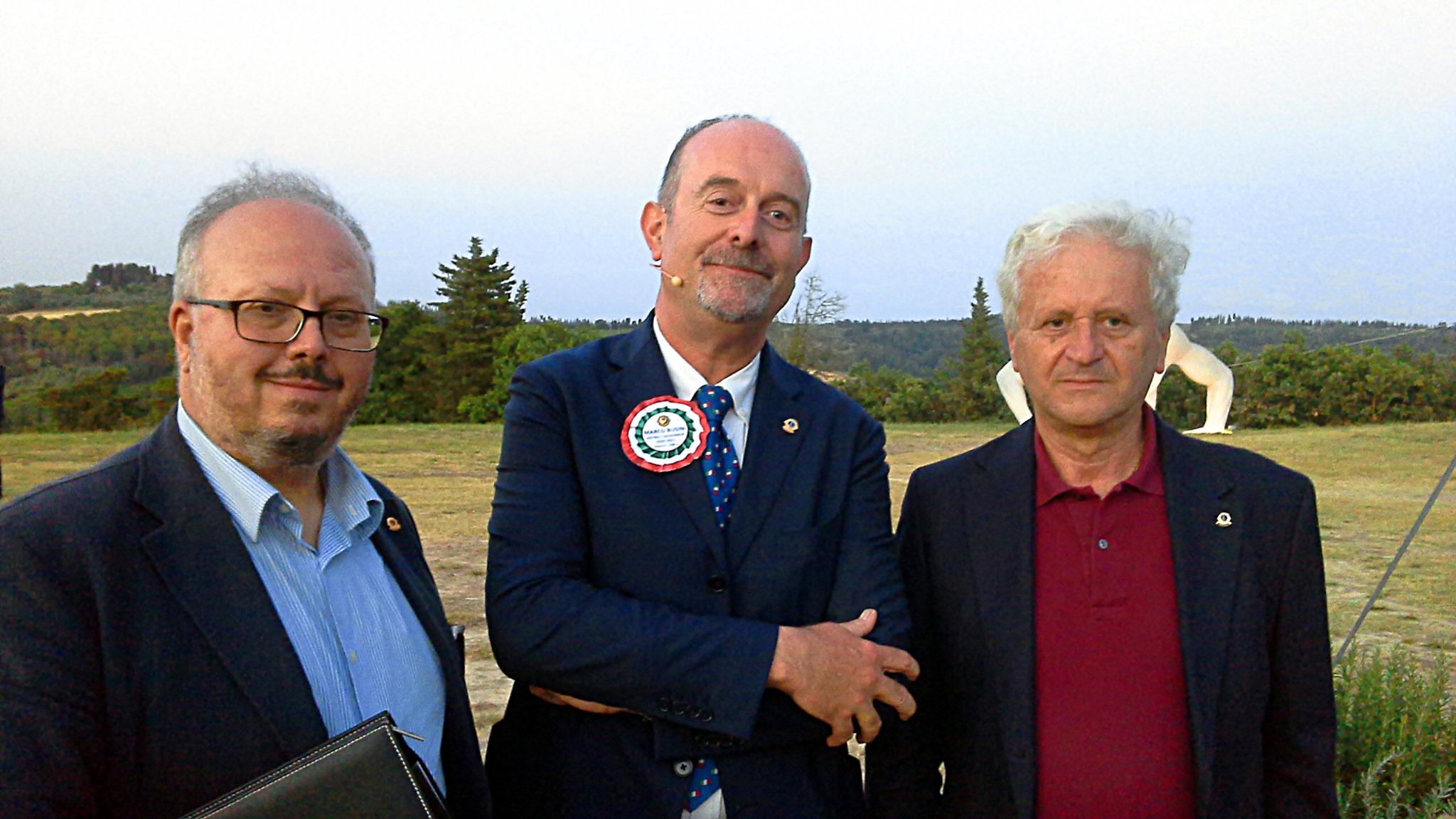 Lions Club Cortona Valdichiana Host: due soci nelle cariche distrettuali