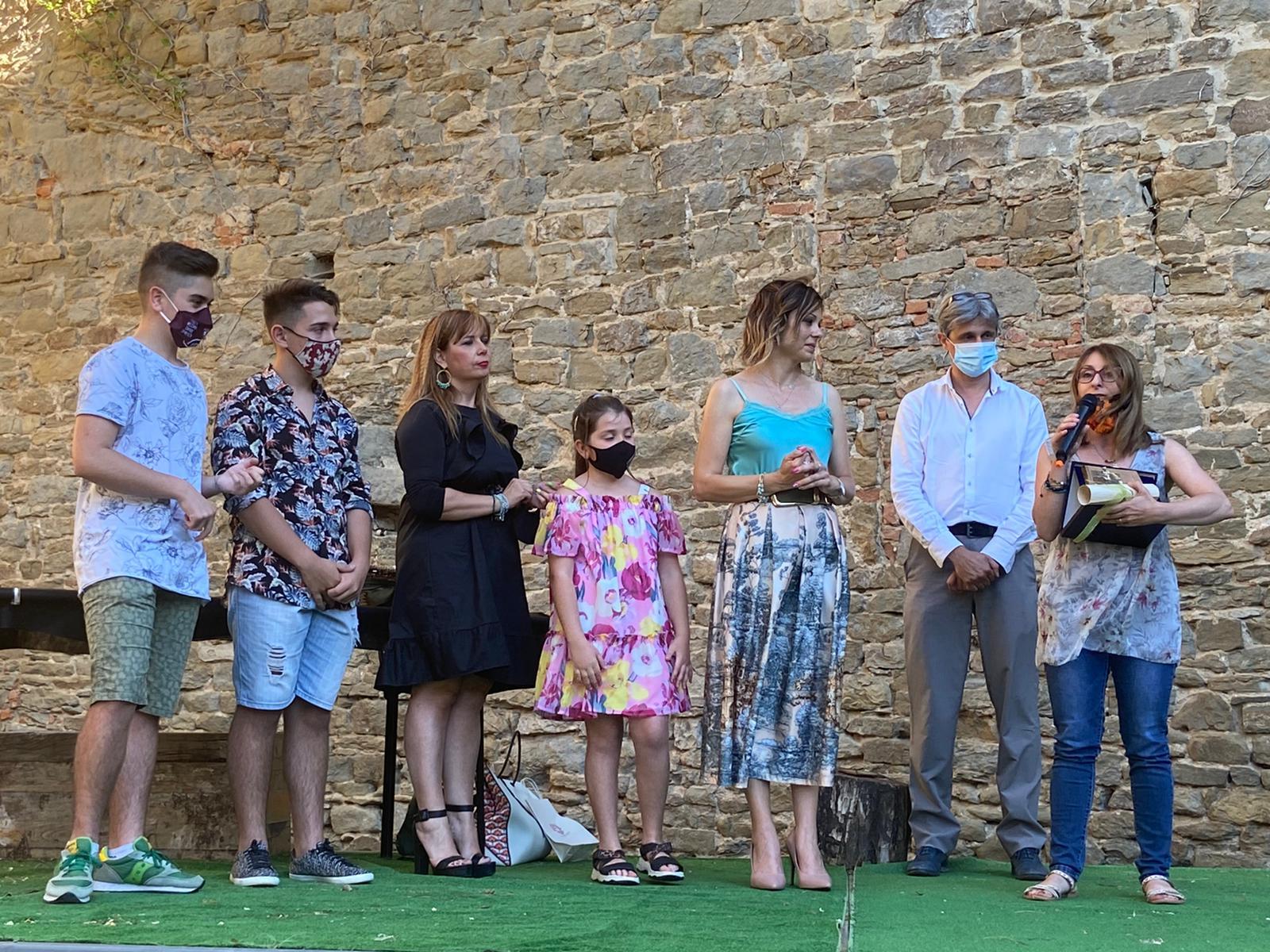 Alla Fortezza del Girifalco la premiazione del concorso letterario