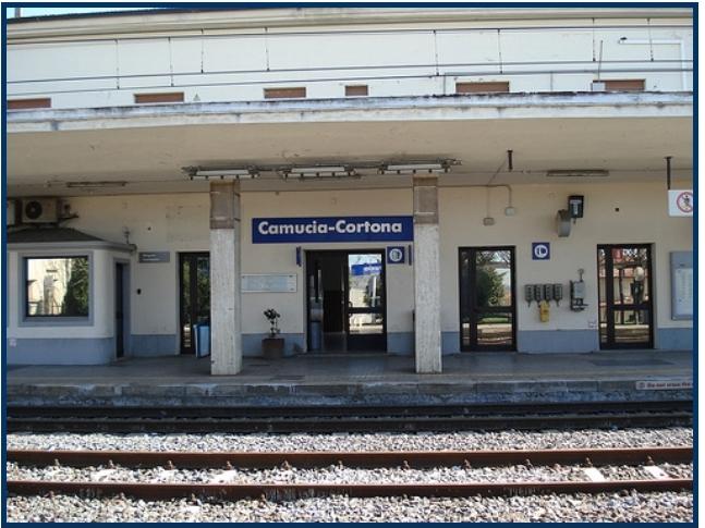 Comune sollecita Rfi per la manutenzione della stazione di Camucia-Cortona