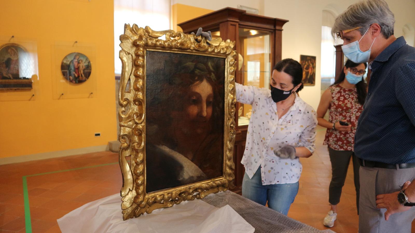 Opera di Pietro da Cortona torna al MAEC dopo il restauro