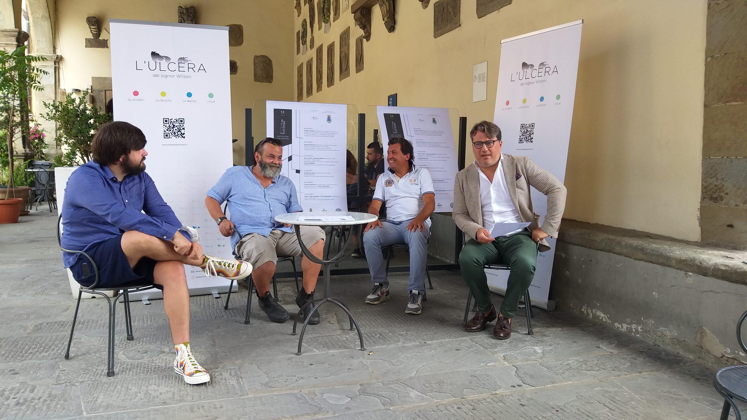 """""""Cin: Castiglioni Film Festival"""", sei serate di cinema, arte e pittura"""
