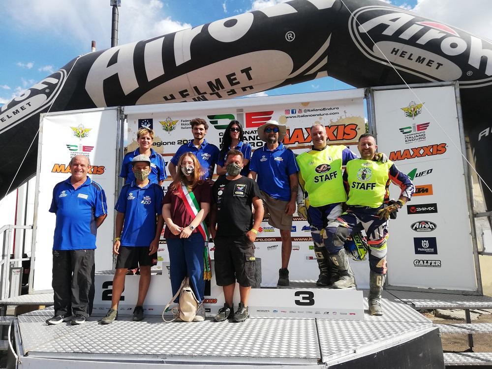 A Castiglion Fiorentino Andrea Verona trionfa nel Campionato Italiano Enduro
