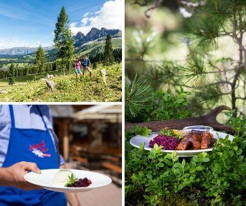 Settimane Culinarie Natura e Bosco nel cuore delle Dolomiti