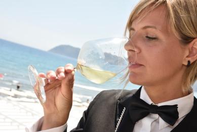 Un mare di champagne  ad Alassio