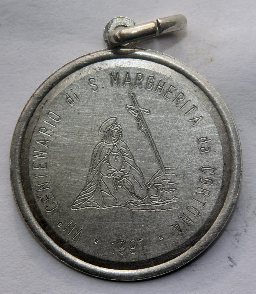 Santa Margherita e le medagliette devozionali