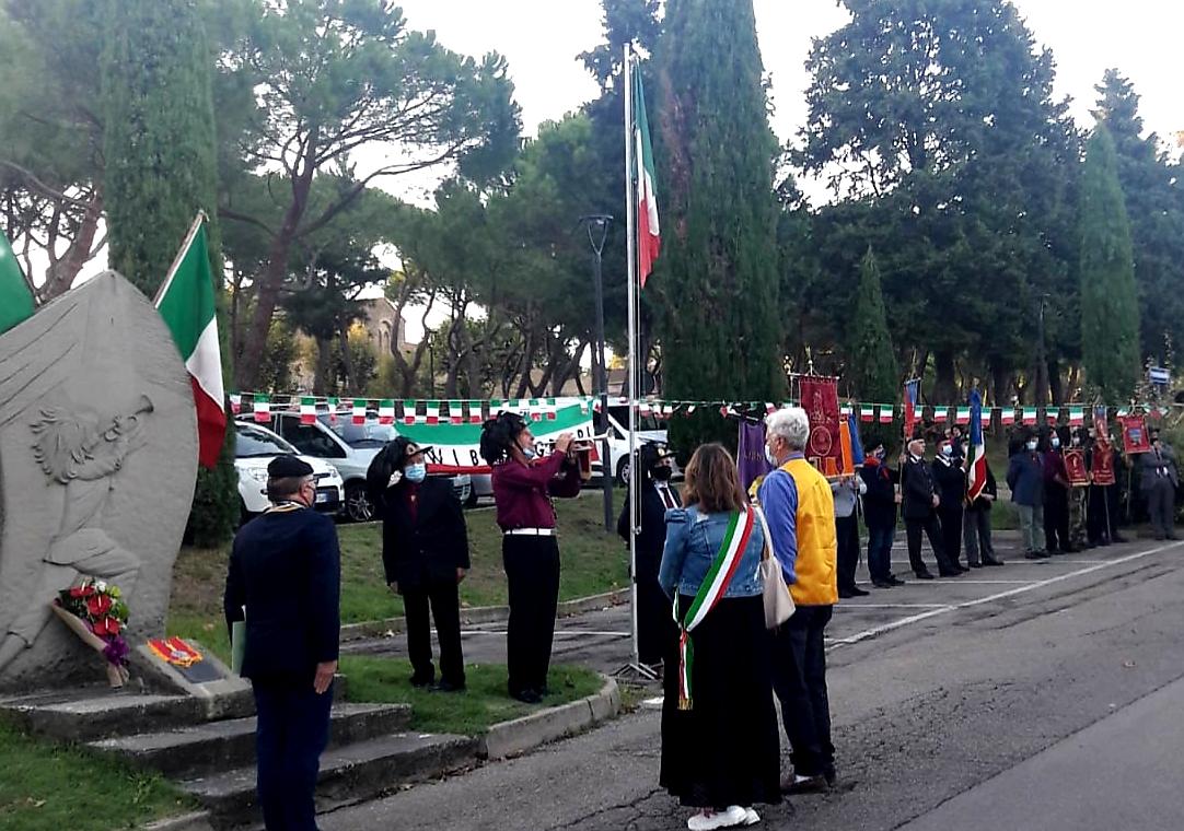 Castiglion Fiorentino: successo per la celebrazione dei 150 anni di Roma italiana
