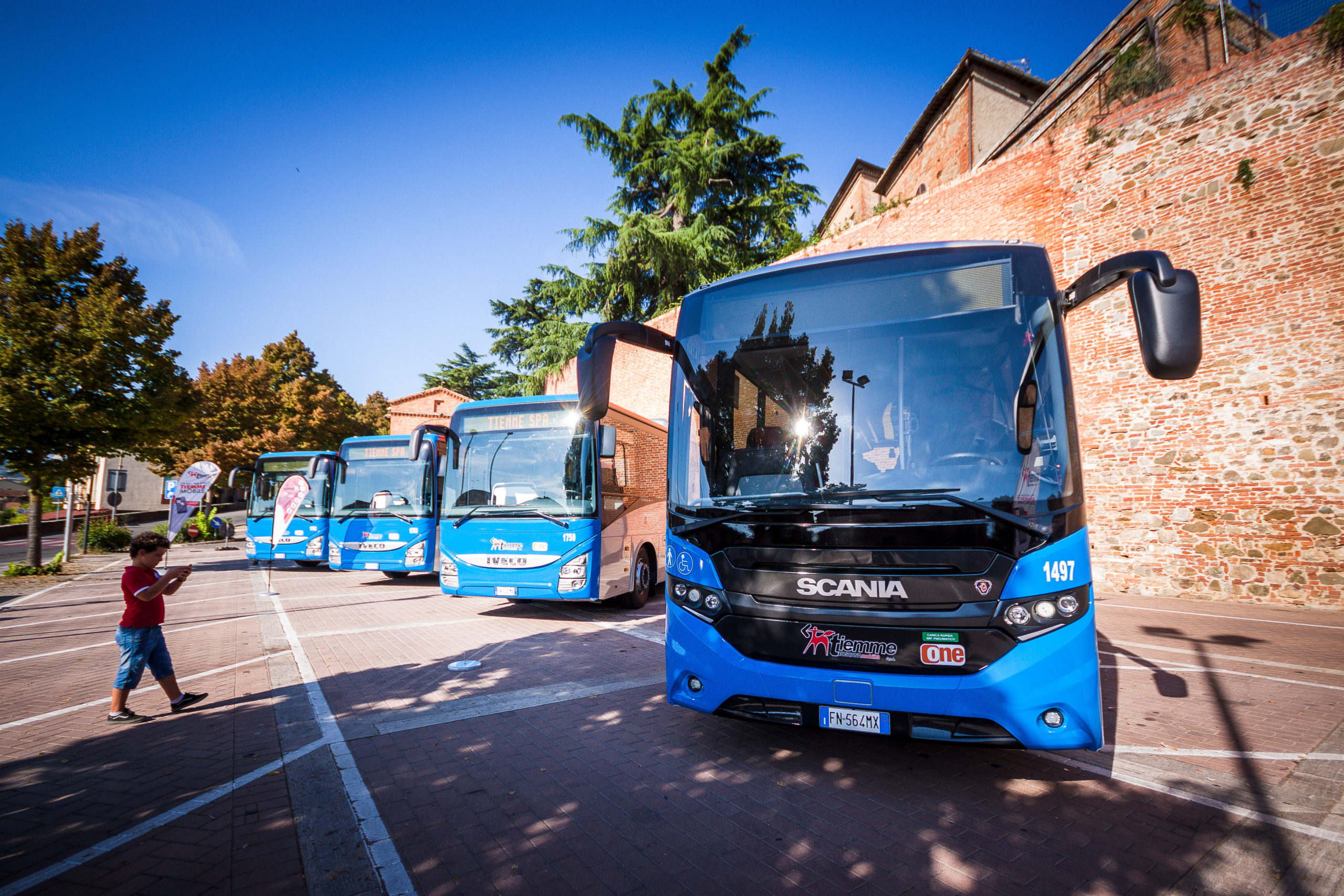 Scuole al via, Tiemme pronta al potenziamento dei servizi bus con 39 bus aggiuntivi