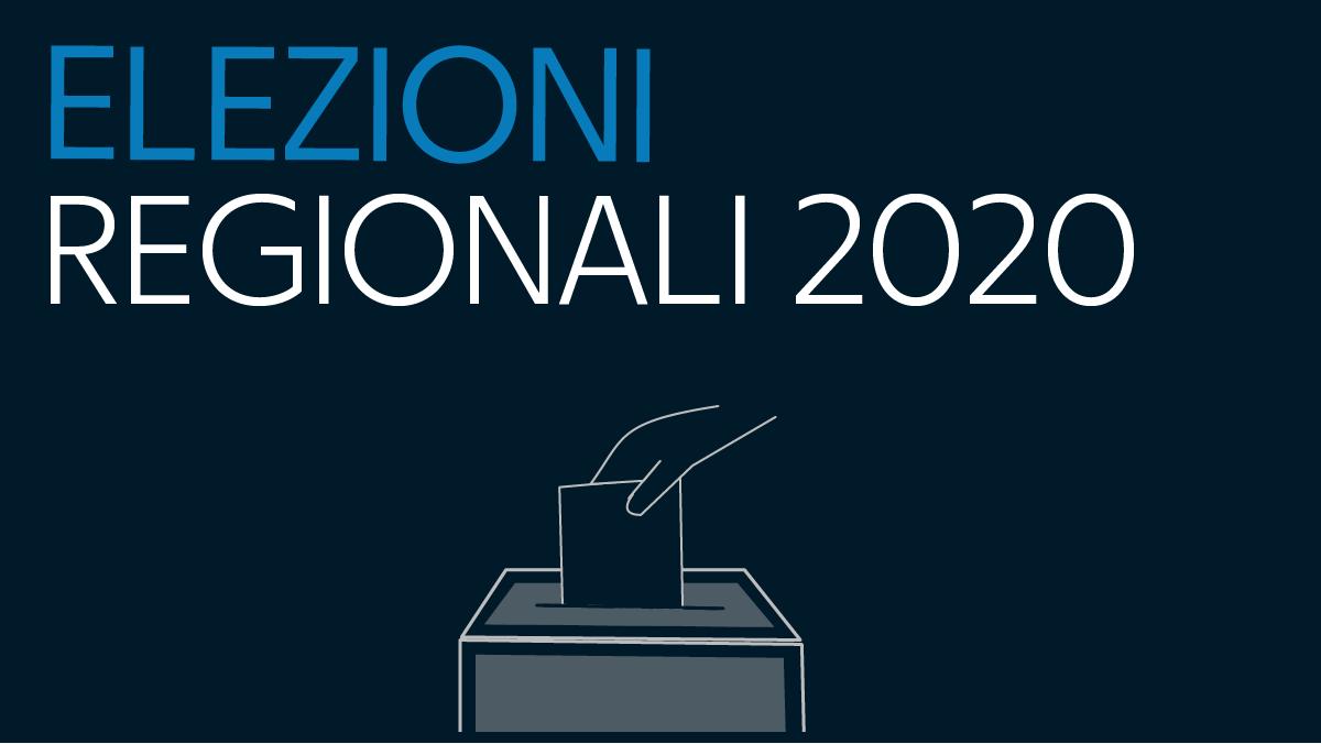 Lucignano: risultati Regionali 2020