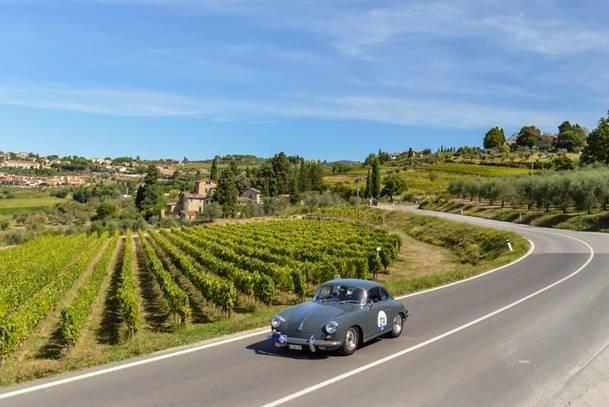 Gran Premio Nuvolari, passaggio anche in Valdichiana