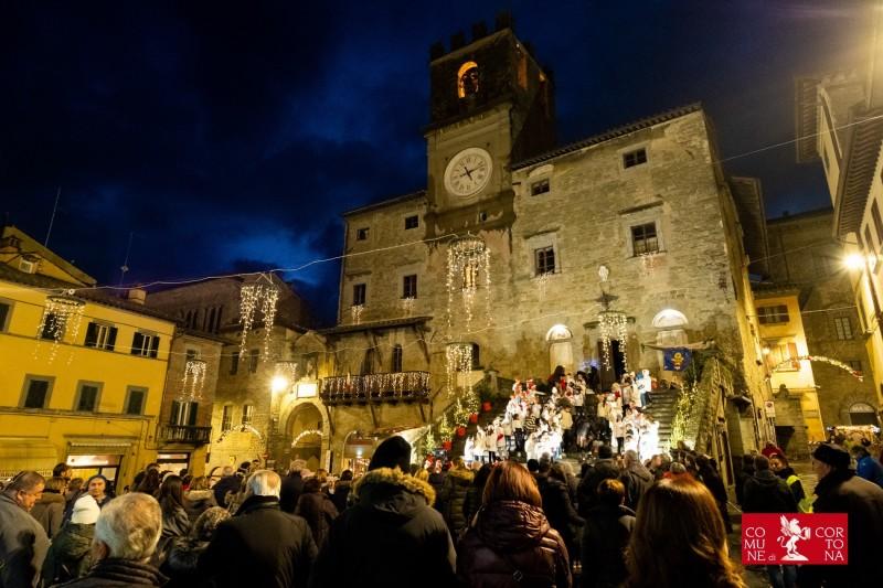 Cortona, l'Amministrazione già al lavoro sugli eventi di Natale