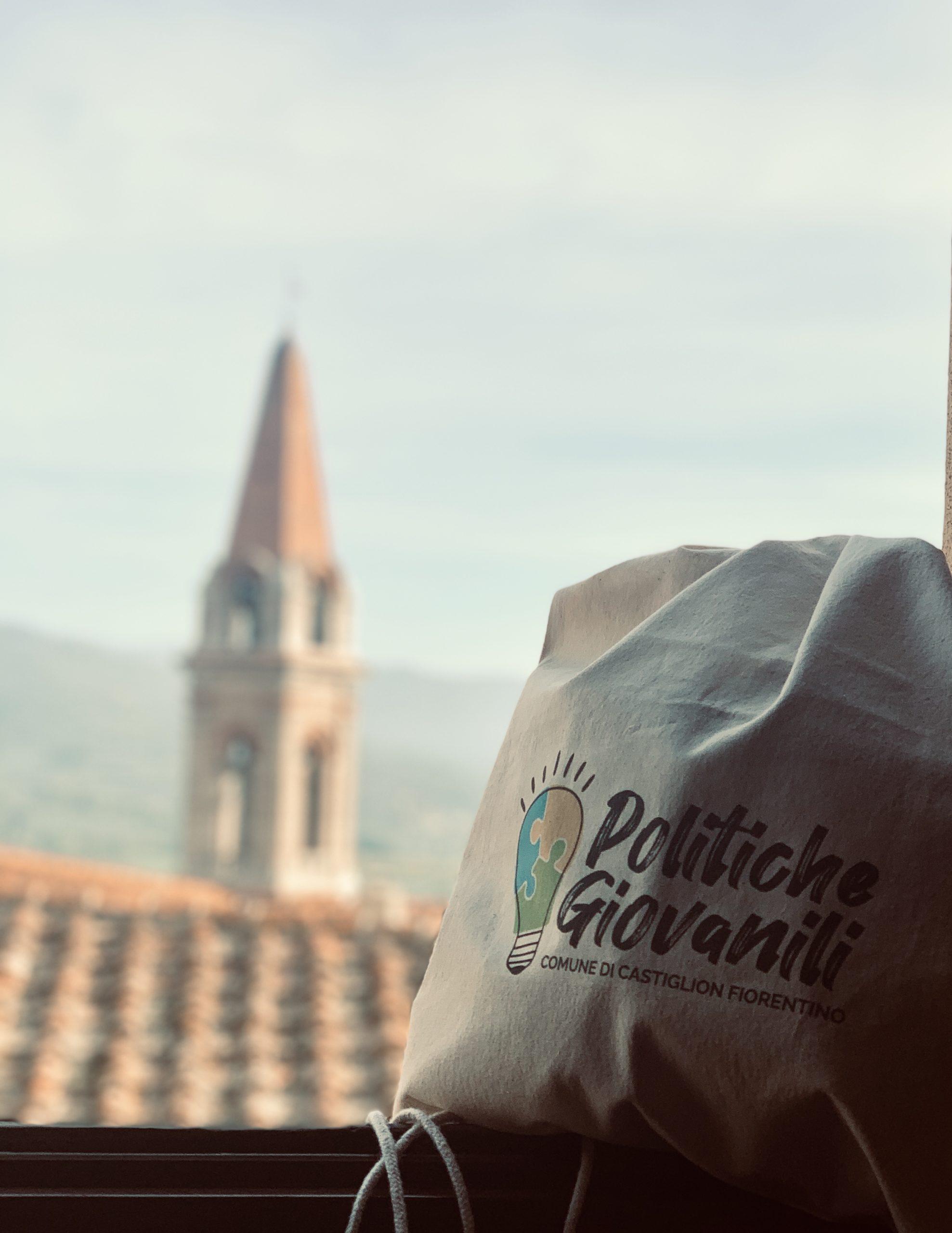 Un logo per dimostrare il sostegno del Comune alle iniziative dei giovani