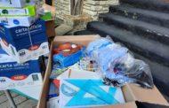 Cortona, donazione di materiale didattico alle scuole