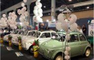 Fiat 500 Club Italia alla Fiera di Padova