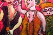 Spirito d'arte  Andrea Ferrari dipinti