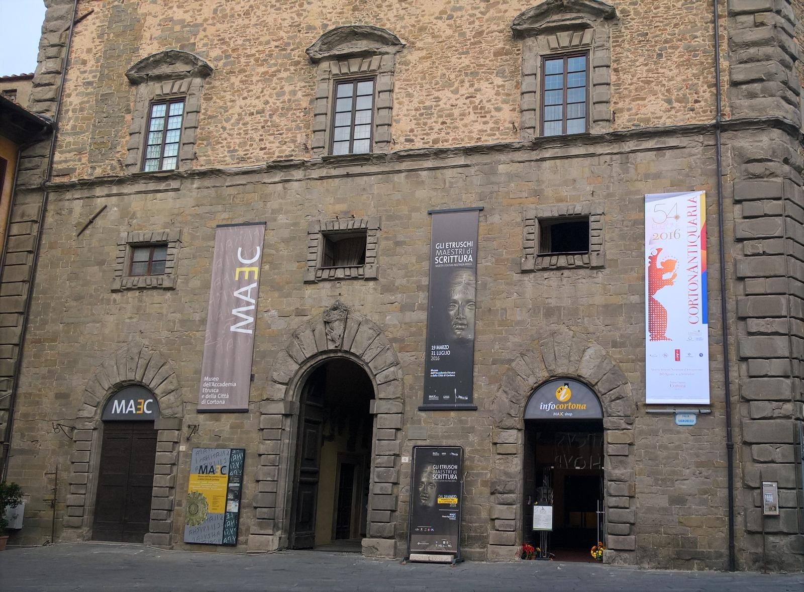 Firmata convenzione fra Comune di Cortona e il Museo di Villa Giulia a Roma