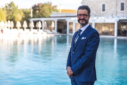 Fabio Datteroni nuovo direttore generale Terme di Saturnia