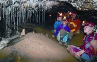 Nelle grotte di Hölloch