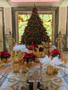 All'Aleph Rome Hotel per Natale e Capodanno