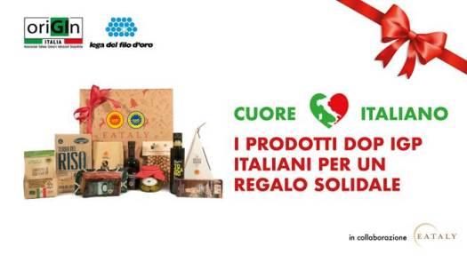 Cuore Italiano da Origin per la Lega del Filo d'Oro