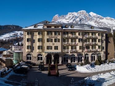 Cortina D'Ampezzo riapre il Grand Hotel Savoia