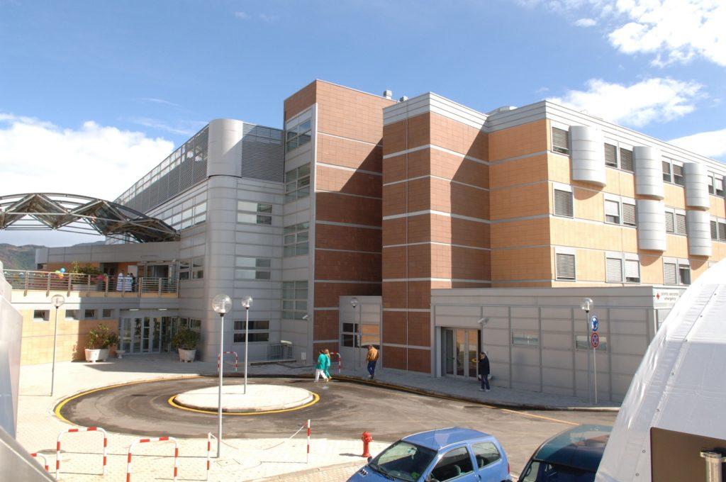 Un ringraziamento ai sanitari dell'Ospedale di Fratta