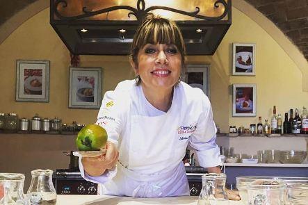 Silvia Baracchi la lady chef tra i dodici eletti del Premio Italia a Tavola