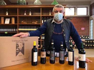 La Cantina dei Vini Tipici dell'Aretino nella guida di Luca Maroni