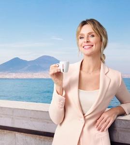 Kimbo una tazza di Napoli