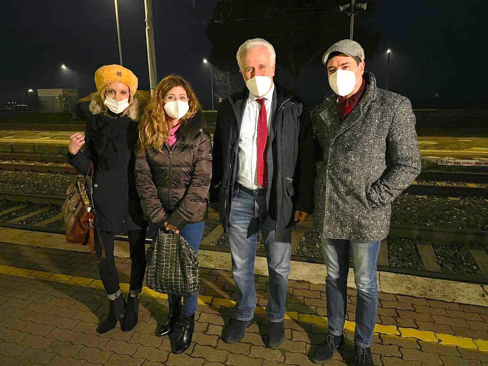 PD Cortona: Grazie, Presidente Giani!